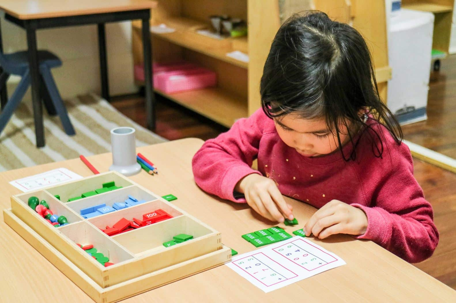 mathematical mind Continue reading to learn more about montessori education and the mathematical mind  the child is indirectly prepared for later mathematical works through the.