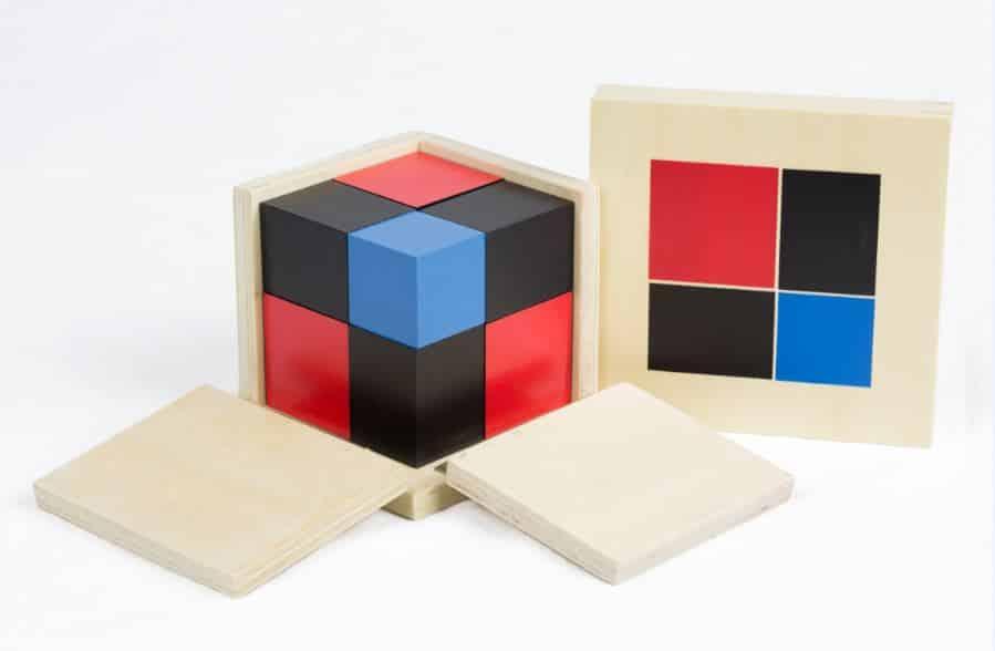 Material Spotlight: Binomial Cube