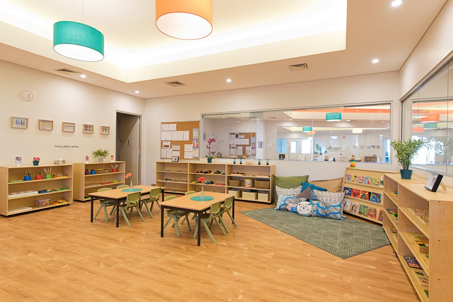 Classroom Design Montessori ~ The importance of outdoor play in winter montessori academy